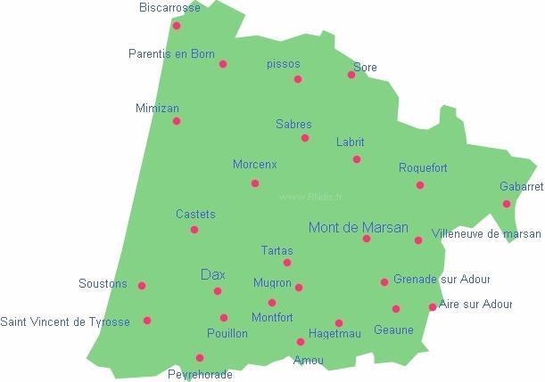 carte-des-landes / Images / Media - Montaut